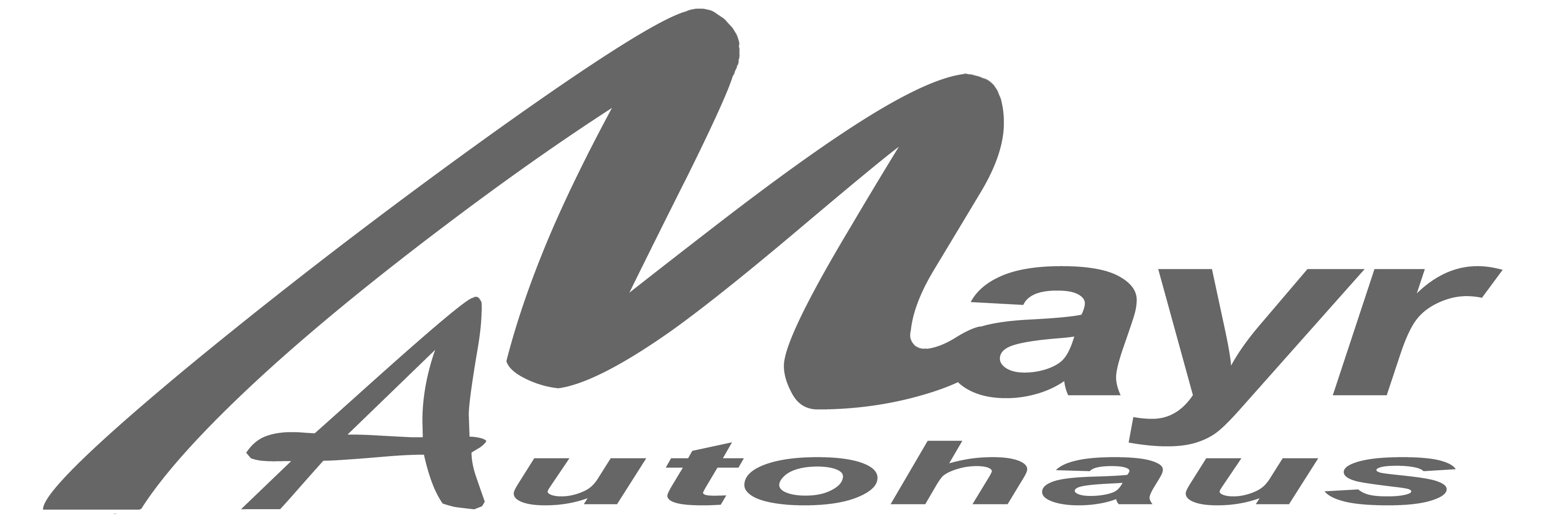 Logo Autohaus Mayr GmbH & Co KG